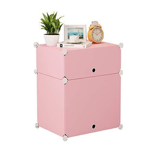 LiuJF Tables/Chair opbergkast, kunststof kledingkast combinatie roestvrij stalen buis ondersteuning badkamer waterdichte kast | meerdere maten