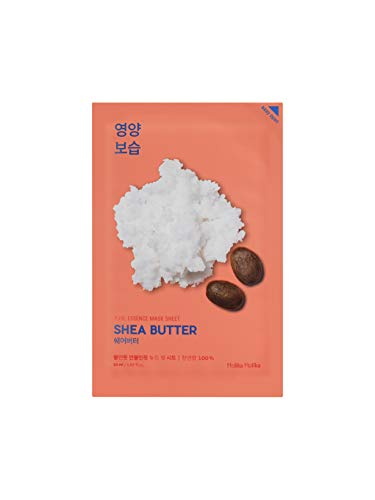 Mascarilla Nutritiva 18 ml - Ampoule Mask Sheet - Shea Butter - Holika Holika