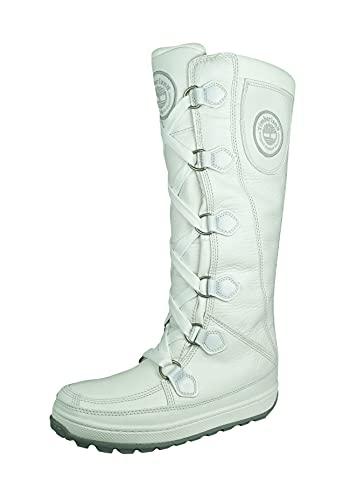 Timberland Mukluk Boots Women Winterstiefel white - 37,5