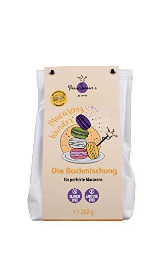 Principessa's  Backmischung   Macaronswunder   sonnengelb  Gelingssicher   Glutenfrei   260 g