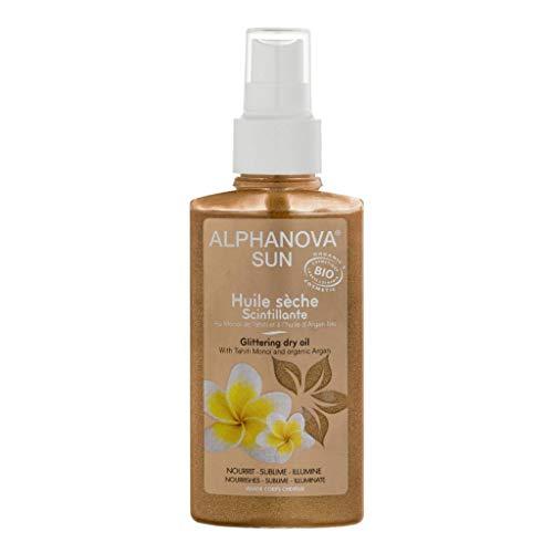 Alphanova Sun - Spray huile sèche paradisiaque