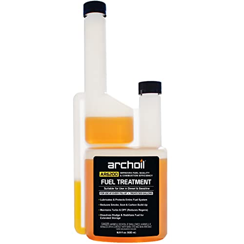 AR6200-16 Archoil 16oz Combustion Catalyst