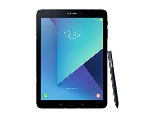 Samsung Galaxy Tab S3 Tablet, 9.7, 32 GB Espandibili, LTE, Nero, Android [Versione Italiana]