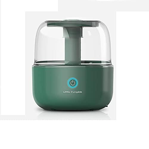 LGQ Creativa pequeña calabaza con humidificador, difusor de aroma para dormitorio principal o oficina