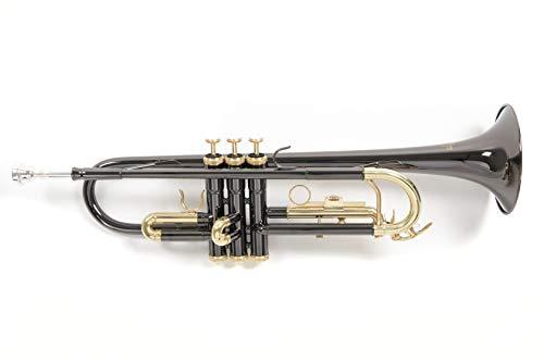 Roy Benson Bb Trompete MOD.TR-101K anthrazit lack., inkl. Etui