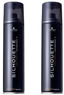 【X2個セット】 シュワルツコフ/schwarzkopf シルエット/SILHOUETTE ハードスプレー 295ml