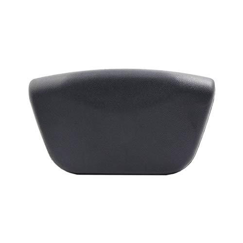 Frcolor Oreiller de bain baignoire Oreiller Spa appuie-tête Séchage rapide pour salle de bain (Noir)