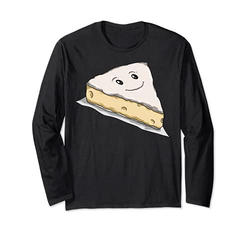 ブリーチーズブリー Happy Cheese Lovers 長袖Tシャツ