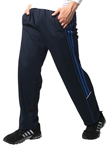 [マルカワジーンズパワージーンズバリュー] ジャージ メンズ 父の日 ギフト 下 パンツ ズボン ブルー M