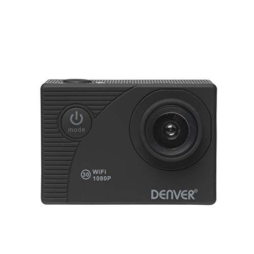 Denver Electronics ACT-5050W 5MP Full HD CMOS WiFi 525g cámara para Deporte de acción - Cámara Deportiva (Full HD, 1920 x 1080 Pixeles, 60 pps, 1920 x 1080 Pixeles, CMOS, 5 MP)
