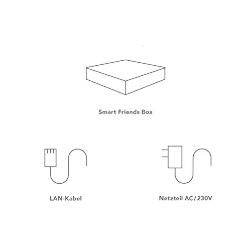 Smart Friends Box – Für Ready For Smart Friends Geräte - 6