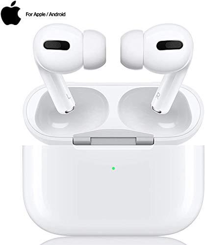 Bluetooth Kopfhörer,In-Ear Kabellose Kopfhörer,Bluetooth Headset,Sport-Kopfhörer,3D-Stereo mit 35H Ladekästchen und Integriertem Mikrofon Auto-Pairing für iPhone/Apple Airpods Pro/Android/Samsung