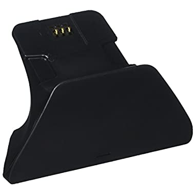Controller Gear Xbox Pro Charging Stand Abyss Black. for Xbox Elite, Xbox One and Xbox One S Controller. Exact Color Match. Officially Licensed and Designed for Xbox - Xbox One