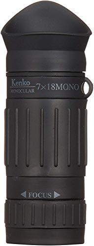 Kenko単眼鏡7×187倍18口径対物フォーカスタイプ軽量・コンパクト100882