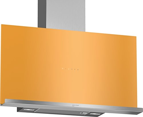 Neff DFRM951H (D95FRM1H0) / Flachesse / 90cm / Orange / Wahlweise Abluft- oder Umluftbetrieb