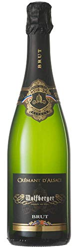Wolfberger Cremant Brut Alsace AOC