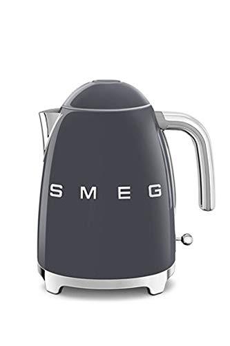 SMEG Wasserkocher SMEG BHT 27,3x26x22,8 cm grau