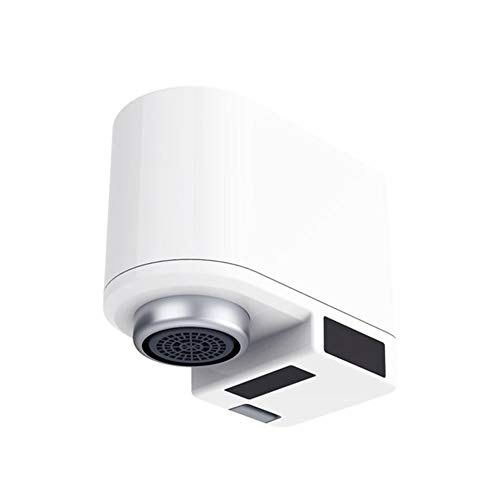 #N/V Smart Faucet Sensor Infrarrojo Ahorro de Agua Ahorro de Energía-Ahorro de Ahorro de Energía Grifo Sensor de Desbordamiento Dispositivo de Ahorro de Agua