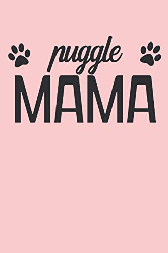 Puggle Mama: 2021 Planner for Puggle Mom (Cute Puggles Gifts)