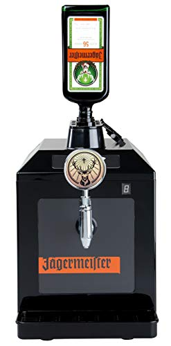 Jägermeister TAP Machine - Dispensador de botellas y vasos no incluidos