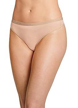 Jockey Women s Underwear Travel Thong Light xl