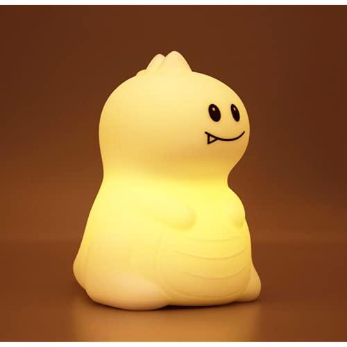 Wandsklls lámpara de dormitorio de luz de noche exquisita creativa luz de noche led regalo sorpresa recargable para niños y niñas