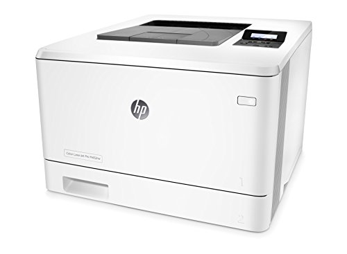 HP Stampanti Office Color LaserJet Pro M452NW Stampante Laser Multifunzione, Bianco