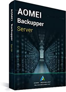 AOMEI Backupper Server - Latest Edition - Digital Delivery