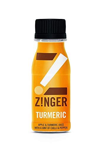 James White Turmeric Zinger Shot 70ml (Pack of 30)