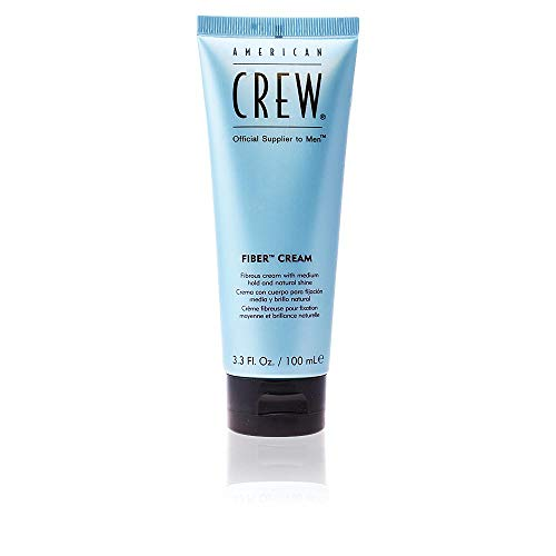 American Crew Fiber Crema Fibrosa (Fijación Media) - 100 ml.