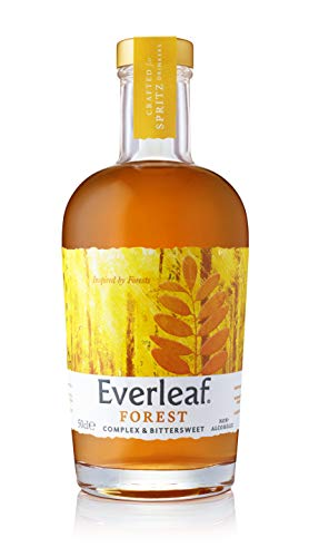Everleaf Forest - Complex & Bittersweet Aperitif - Non-Alcoholic Spritz Alternative, 50cl