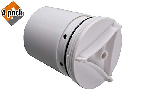 Culligan FM-15RA Replacement Filter Cartridge for Faucet Mount Filter FM-15A, White Finish (4)