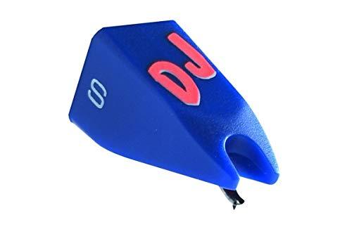 ORTOFON 20061 DJ S Stylus - Ersatzkugelstift für Ortofon Concorde und OM-Köpfe der DJ S-Serie, Blau
