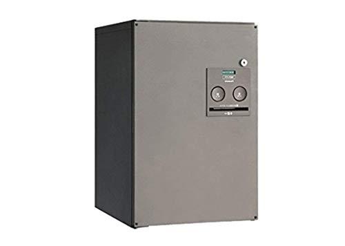 パナソニック(Panasonic) 戸建住宅用宅配ボックス COMBO ミドルタイプ FF(前出し) 左開き ステンシルバー CTNR4020LSC