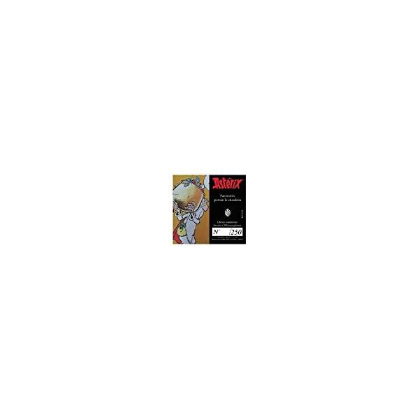 PIXI Figura de colección Astérix Panoramix llevando el caldero 2346 (2018) 2