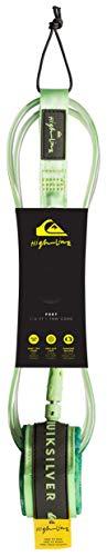 Quiksilver Highline - Correa para Tabla de Surf, Color Verde Celta