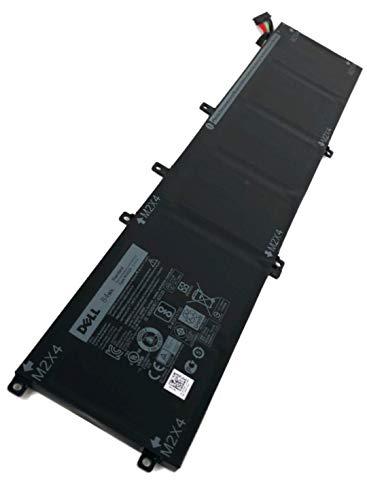 Dell Original Genuine xps 15 9550 Batteria di Celle 84wh 6 4gvgh Nero