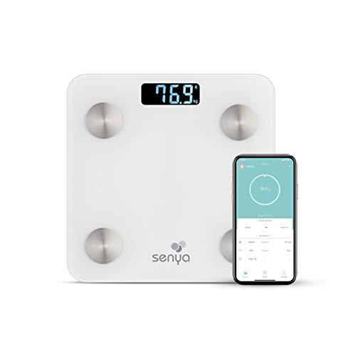 Senya Pèse Personne impédancemètre, connectée Bluetooth pour...
