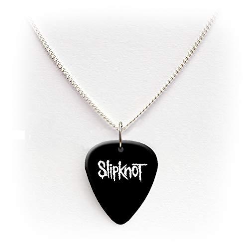 Slipknot Gitarren-Plektrum Logo Halskette 61 cm BW