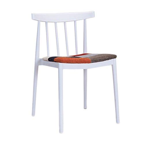 Pride S Moderne eetkamerstoel van kunststof voor de tijd Libero Minimalista