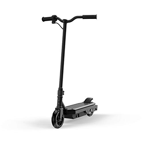 Jetson Echo Kids Electric Scooter, Black - with Chain Motor,...