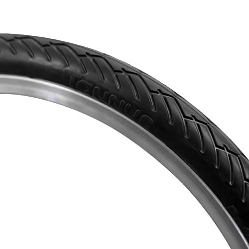 Tannus Tire Cubierta Sólida Airless 16