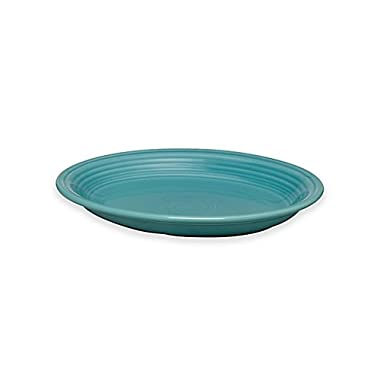 Fiesta 11.6-Inch Oval Platter in Turquoise