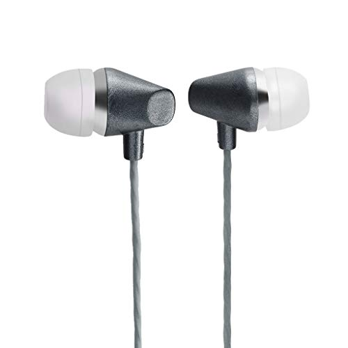 Yowablo In-Ear Kopfhörer 3.5mm Stereo HiFi Ohrhörer Bass Sport Headset mit Mikrofon für Xiaomi ( Schwarz )