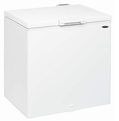 IceKing CF202W 202 Litre Freestanding White Chest Freezer