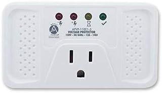 Protector De Voltaje Para Refrigerador, Appli Parts, 120v/50-60hz/12a, 140joules, Apvp-11ee1-3
