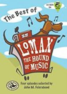 Best of Lomax, The Hound of Music - John M. Feierabend - DVD