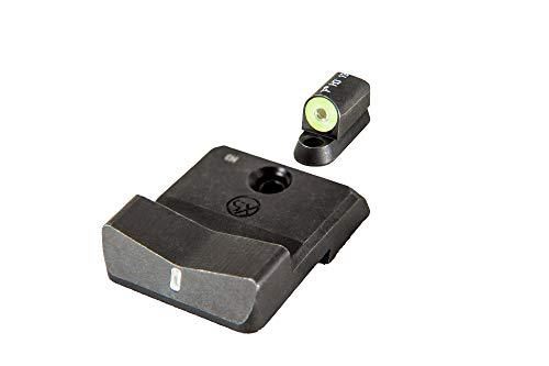 XS Sights DXT2 Pistol Sights (Sig P2s, P320, Springfield XD, XDM, XDS, FN 509, Yellow)