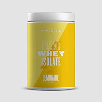 40 Servings Myprotein Clear Whey Isolate