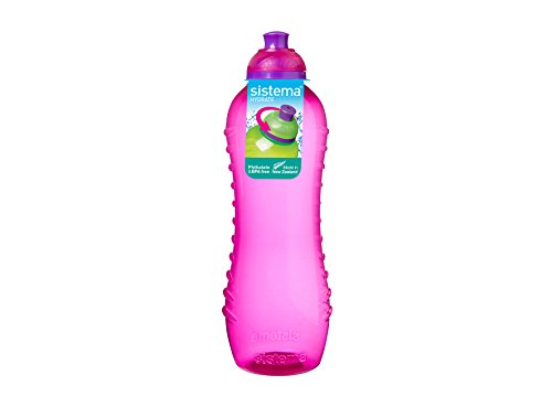 Sistema Twist and Sip Trinkflasche, unisex, Flasche, Hydrate Twist 'n' Sip, rose